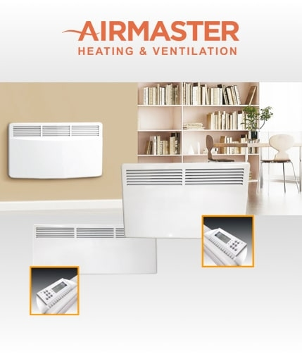 Wholesale heating and ventilation products from CED Airmaster