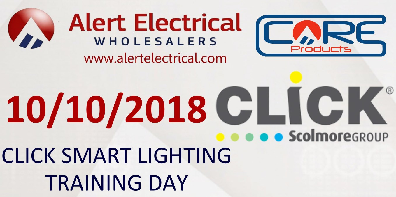 Click Scolmore Smart Lighting Training Day