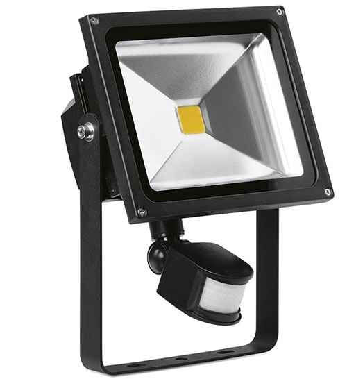 New Aurora Helius LED Floodlights With PIR