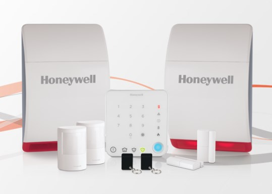 New Honeywell Wireless Alarm Kits