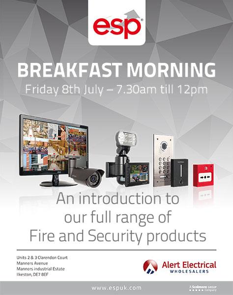 Breakfast Morning Friday 8th July At Ilkeston