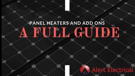 Panel heaters and add ons - Guide 3