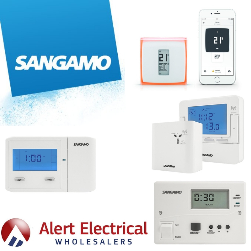 Sangamo Heating Controls & Thermostats