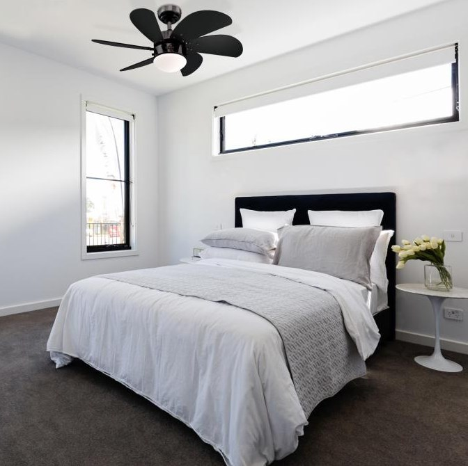 With beautiful illumination & charming ambiance The Westinghouse Turbo Swirl Ceiling Fan is this summers must have!