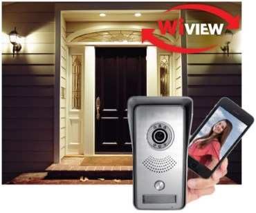 Easy Wi-fi Video Door Entry Kit
