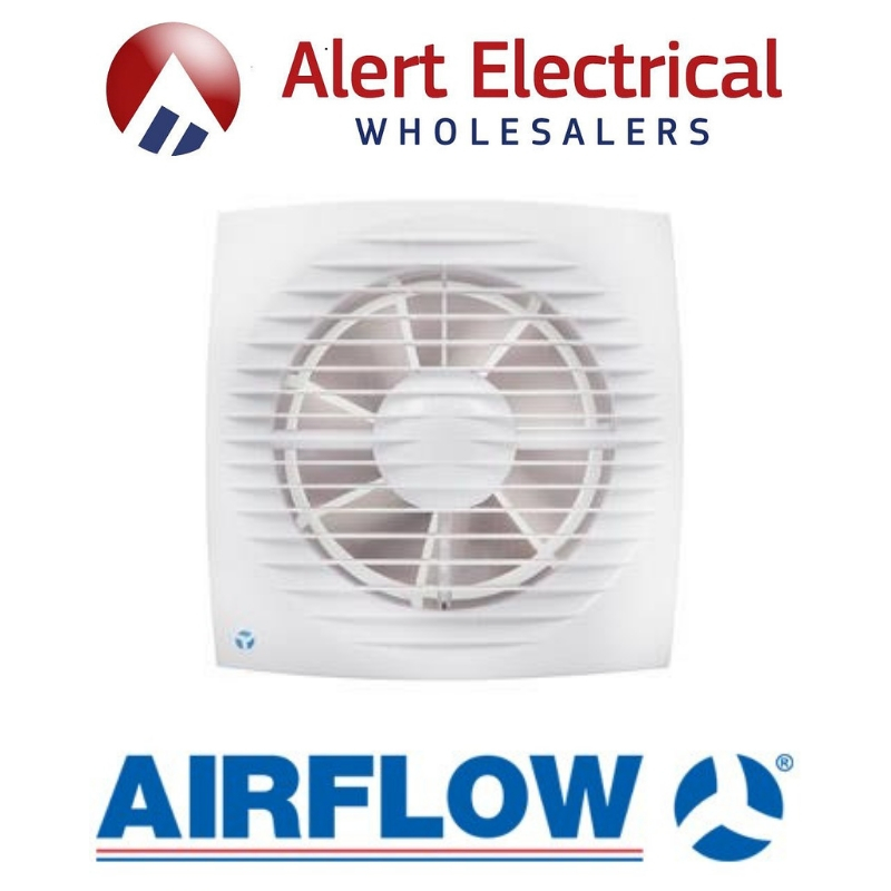 Blog Airflow Aria 100mm Extractor Fans
