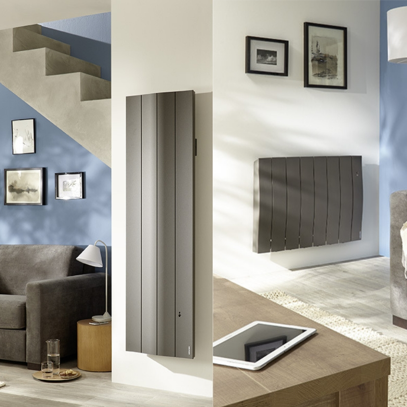 Anthracite Radiators From Atlantic Heat