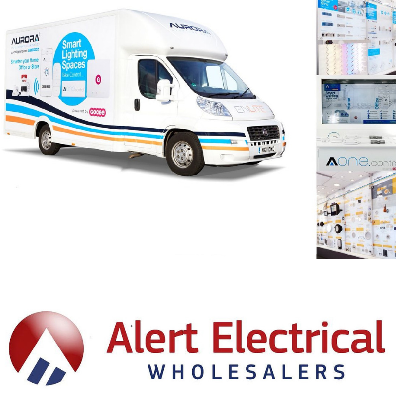 Time for you to Get Smart with Aurora AOne Training Days @ Alert Electrical Wholesalers