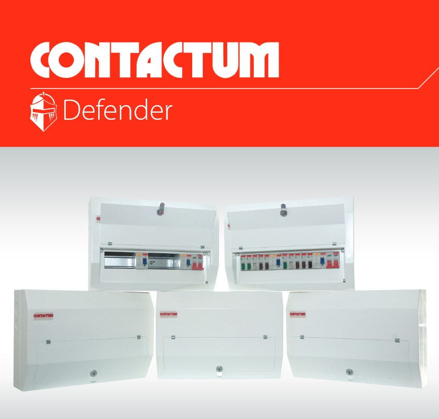 Alert Electrical - Contactum Consumer Units