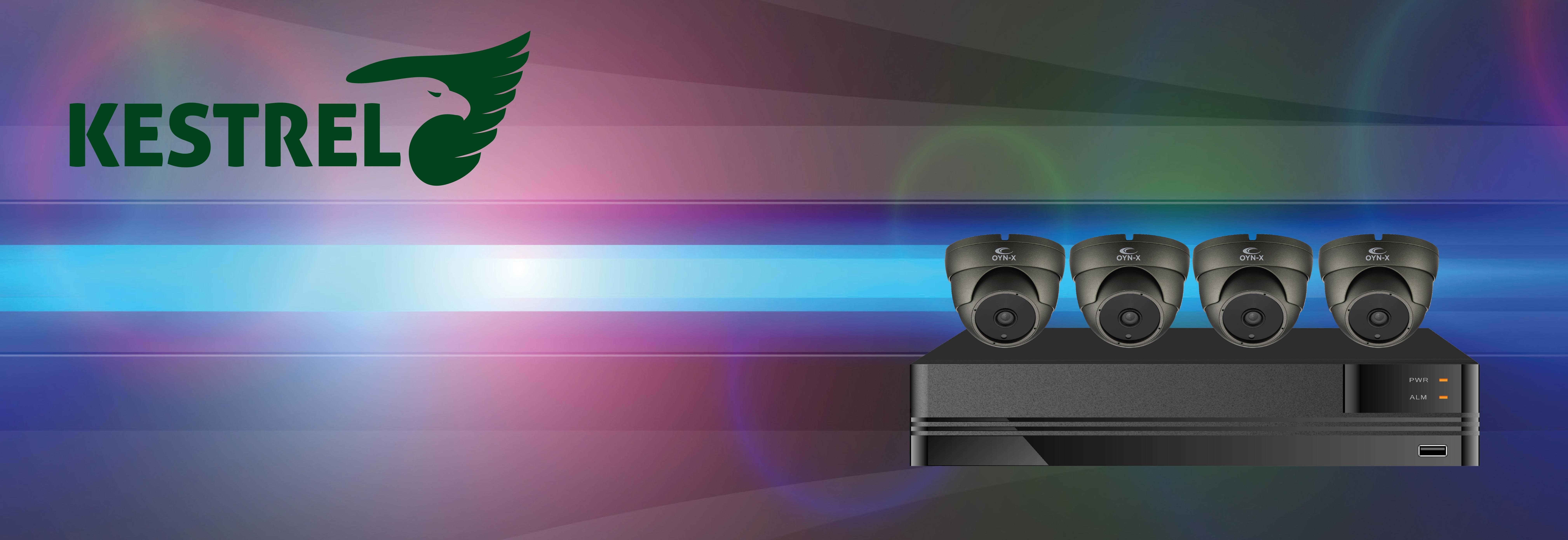 Alert Electrical - OYN-X Kestrel 5MP Analogue CCTV Systems