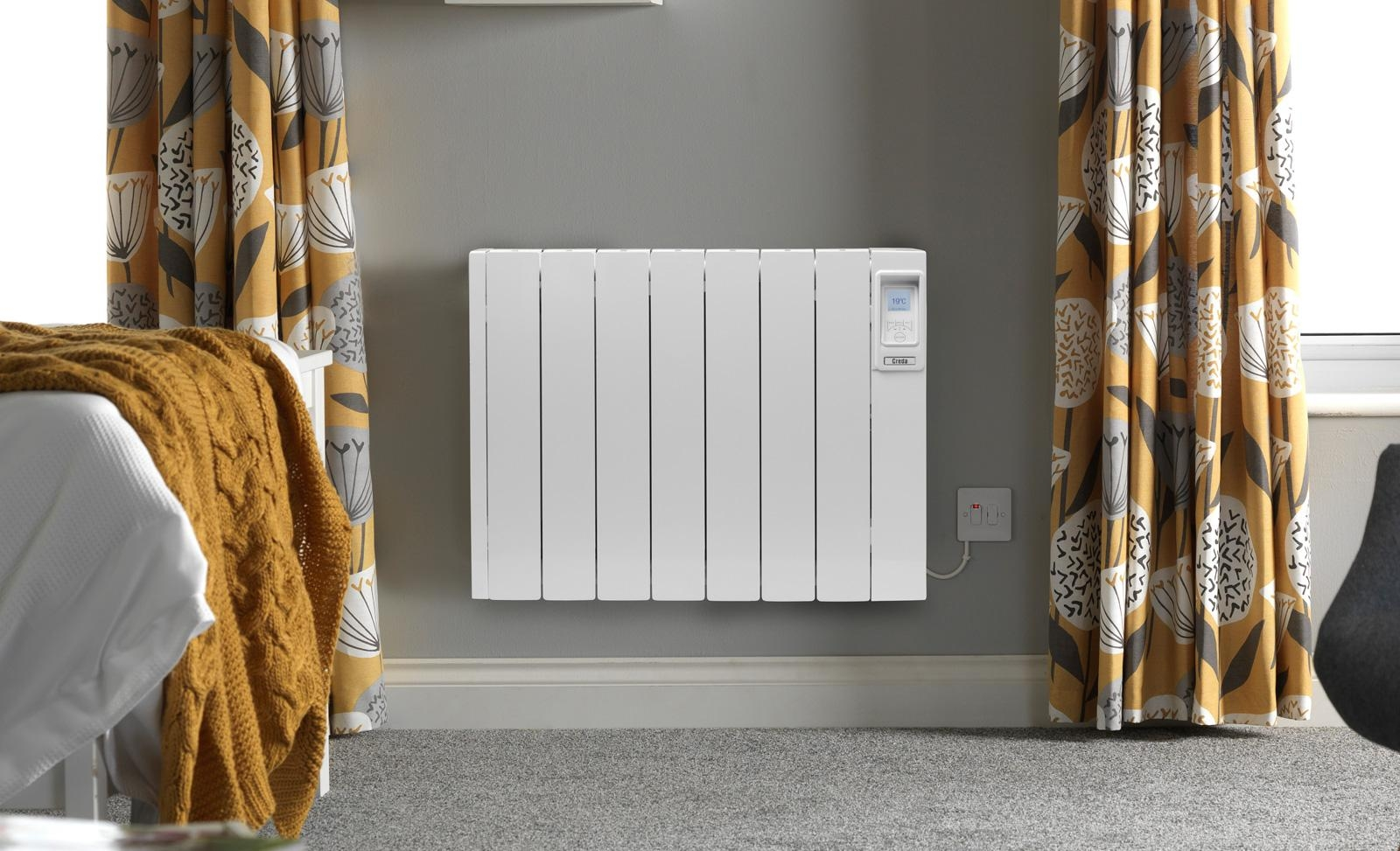Alert Electrical - Creda Electric Panel Heaters
