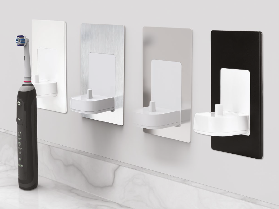 Alert Electrical - ProofVision in Wall Electric Toothbrush Chargers