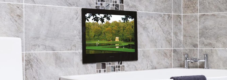 Alert Electrical - ProofVision Premium Widescreen Waterproof Bathroom Smart TVs
