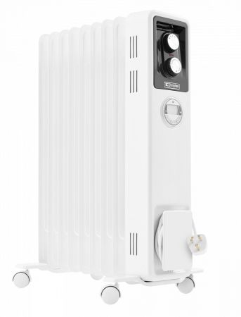 Dimplex 2.0kW Electric Oil Filled Column Radiator with Timer | OCR20Tie
