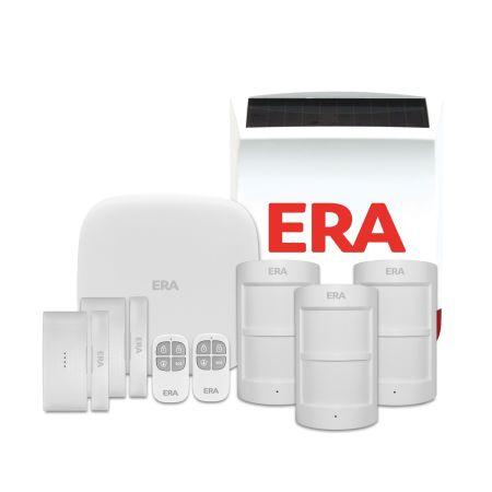 ERA HomeGuard Pro Smart Home Alarm Kit 3 ERA-HOMEGUARD-KIT3A