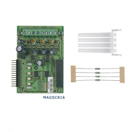 ESP Fireline 4 Zone Sounder Expander Card for use with MAG816