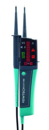 Kewtech KT1780 2 Pole LED Voltage Tester