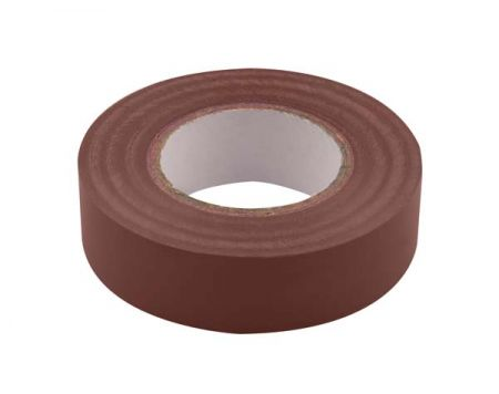 PVC General Purpose Insulation Tape Brown TP3BR