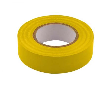 PVC General Purpose Insulation Tape Yellow TP3Y