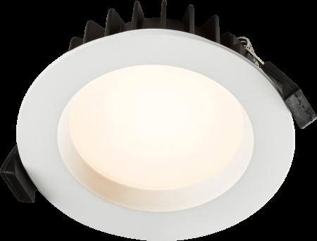 Knightsbridge 230V IP44 12W RGB and CCT Smart Wi-Fi Downlight | WD12RGBW