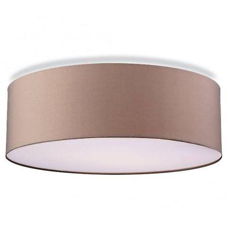 Firstlight 2315CR Phoenix Flush Ceiling Light Taupe