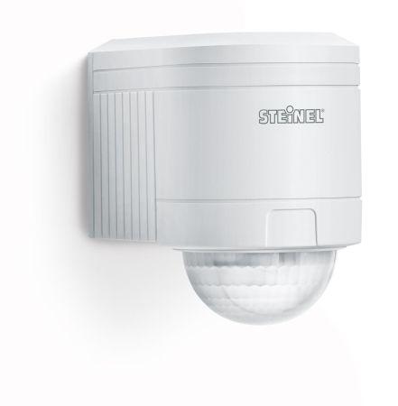 Steinel IS240 Wall Mount Outdoor Occupancy Sensor White