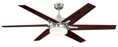 Westinghouse Cayuga Indoor Ceiling Fan with Light 72077
