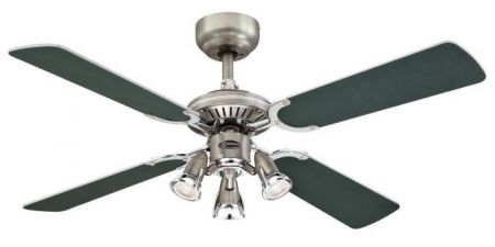 """Westinghouse Princess Euro 42"""" Ceiling Fan with Light Kit 72112"""