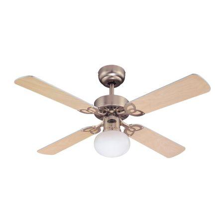 "Westinghouse Vegas 42"" Reversible Blades Ceiling Fan 72272"