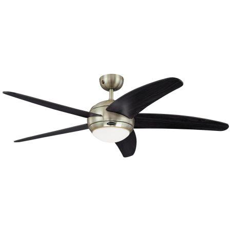 Westinghouse Bendan 52-inch Wengue Blades Indoor Ceiling Fan 72557