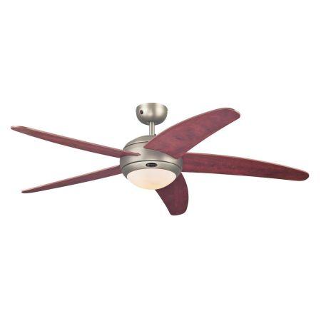 Westinghouse Bendan 52-inch Applewood Blades Indoor Ceiling Fan 72564
