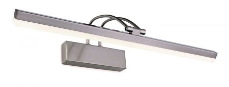 Firstlight 7645BS 11w LED Picture Light Brushed Steel Finish 510mm
