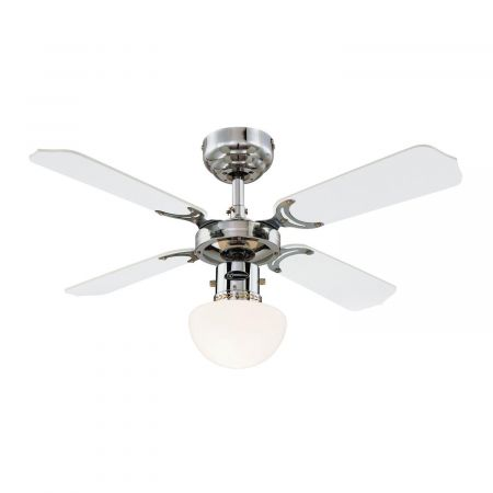 "Westinghouse Portland Ambiance 36"" Reversible Blades Ceiling Fan 78321"