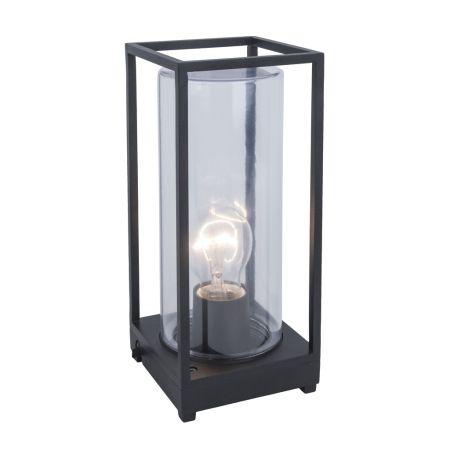 Lutec Flair Portable Light Matt Black | 6588801012