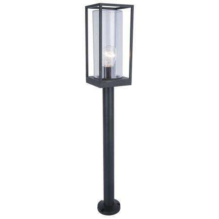 Lutec Flair Pole Light Matt Black | 7288801012