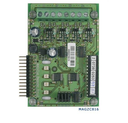 ESP Fireline 4 Zone Expander Card for use with MAG816