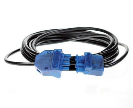 Click 6A 4 Pin Flow Extension Cable - 5 Metre