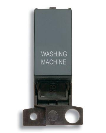 13A Resistive 10AX Switch Module - Black - Washing Machine