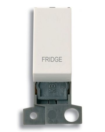 13A Resistive 10AX Switch Module - White - Fridge