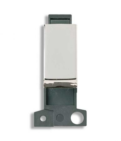 Ingot 10a 3 Pos Retractive Switch - Polished Chrome