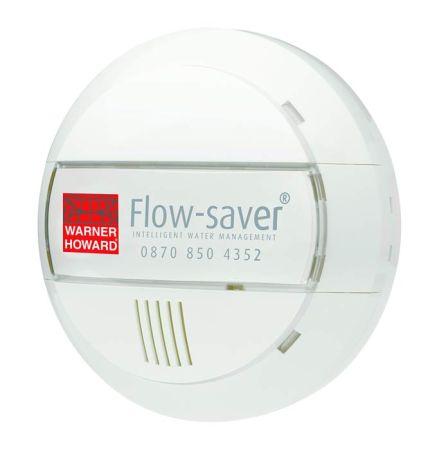 Warner Howard Flow Saver Water Management System - White