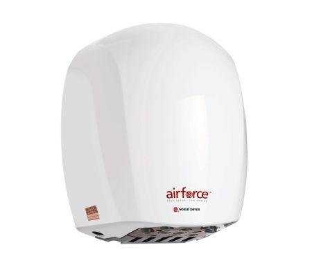 Warner Howard Airforce Hand Dryer White | BC0323