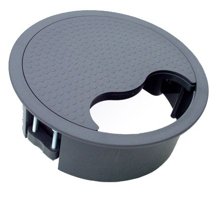 Tass FGB169C 169mm Floor Access Grommet (with Clamp) Black