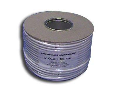 12 Core Burglar Alarm Cable
