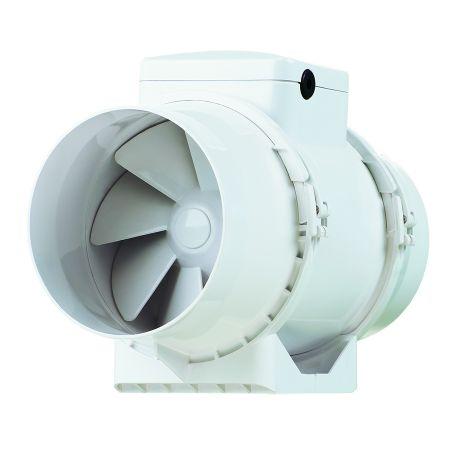 Xpelair XIMX100 100mm Centrifugal Inline Fan 93078AW