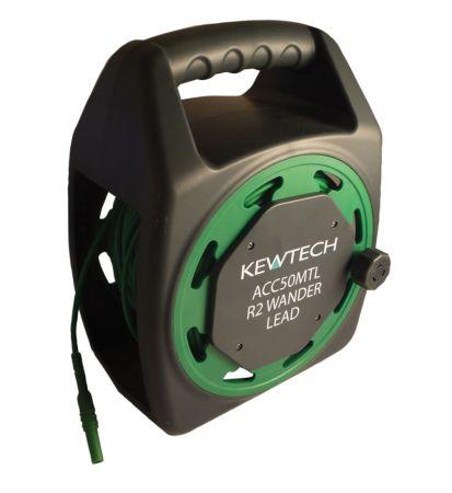 Kewtech ACC50MTL 50m Extension Test Lead