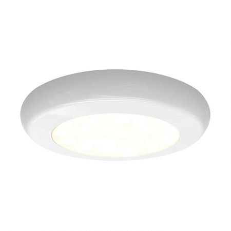Ansell Reveal AC LED 2W Cabinet Light Warm White, White | ARCLED/WW/W
