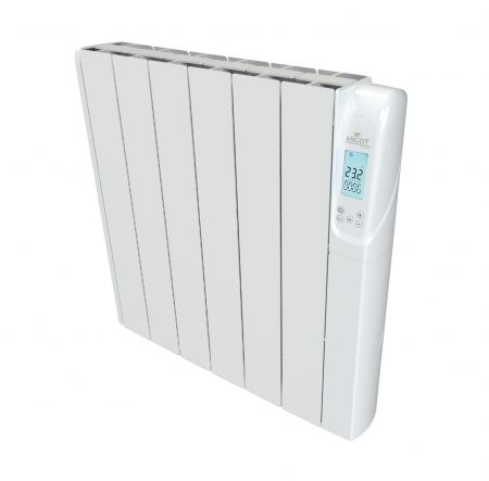 Ascot WF Thermo-Fluid 1000W 6 Element Electric Heater | ASCOT1000WF