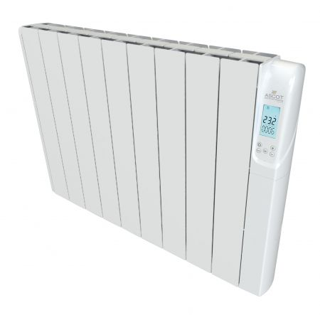 Ascot WF Thermo-Fluid 1500W 9 Element Electric Heater | ASCOT1500WF