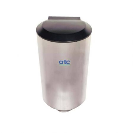 ATC Cub High Speed Hand Dryer Brushed Steel Z-2651M